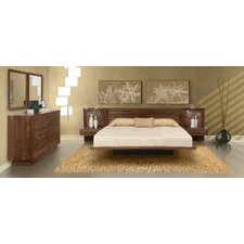 Moduluxe Platform Customizable Bedroom Set by Copeland Furniture