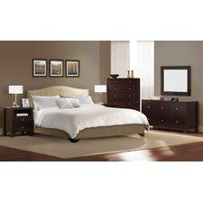Magnolia Platform 4 Piece Bedroom Set by LifeStyle Solutions
