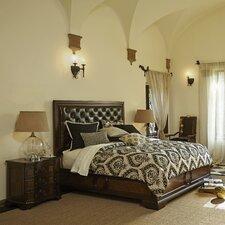 Bella Cera Platform Customizable Bedroom Set by Michael Amini