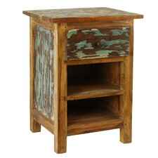 Rustic Valley Nightstand by Antique Revival