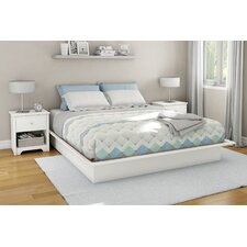 Newbury Platform Customizable Bedroom Set by South Shore