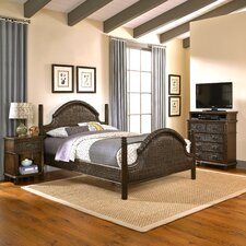 Castaway Panel Customizable Bedroom Set by Home Styles
