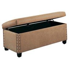 Brighton Microfiber Bedroom Storage Bench by Wildon Home ®