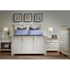 Soraya Panel Customizable Bedroom Set by Bebe Furniture