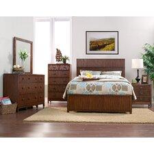 Loft Queen Panel Customizable Bedroom Set by Origins by Alpine