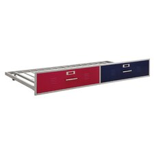 Trundle for Junior Twin Locker Bed by DHP