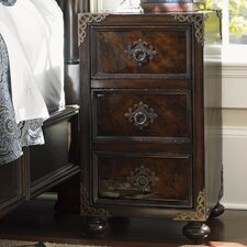 Island Traditions 3 Drawer Nightstand by Tommy Bahama Home