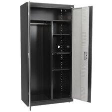 Modular Armoire by Sandusky Cabinets