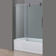 Portes de douche et de bain for Porte hauteur 60