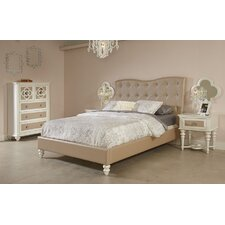 Paris Platform Customizable Bedroom Set by Najarian Furniture