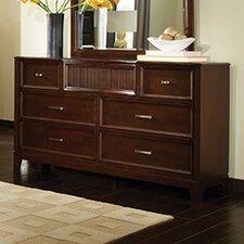 Melrose 6 Drawer Dresser by Najarian Furniture