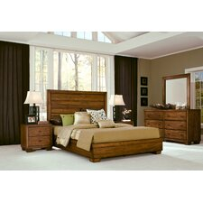 Chelsea Park Platform Customizable Bedroom Set by angelo:HOME