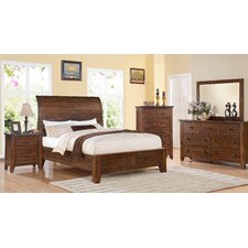 Cally Platform Customizable Bedroom Set by Modus Furniture