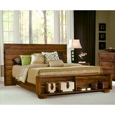 Chelsea Panel Platform Customizable Bedroom Set by angelo:HOME
