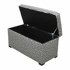 Angela Towers Storage Trunk by Sole Designs