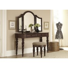 Arbor Place Vanity Set with Mirror by Liberty Furniture