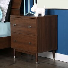 Olly 2 Drawer Nightstand by South Shore