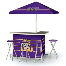 5 Piece LSU Bar Set by Best of Times