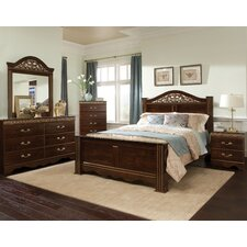 Odessa Panel Customizable Bedroom Set by Standard Furniture Reviews