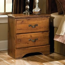 Hester Heights 2 Drawer Nightstand by Standard Furniture