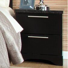 Atlanta 2 Drawer Nightstand by Standard Furniture