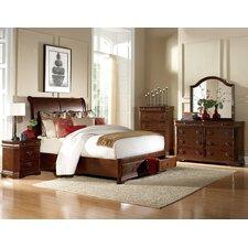 Karla Queen Platform Customizable Bedroom Set by Woodhaven Hill