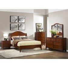Verity Queen Panel Customizable Bedroom Set by Woodhaven Hill