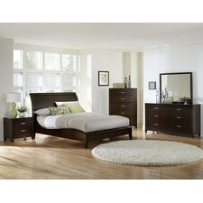 Starling Platform Customizable Bedroom Set by Woodhaven Hill