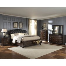 Wrentham Platform Customizable Bedroom Set by Woodhaven Hill