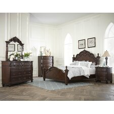 Hadley Row Queen Panel Customizable Bedroom Set by Woodhaven Hill