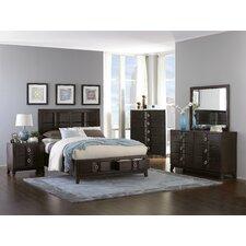 Edmonston Queen Platform Customizable Bedroom Set by Woodhaven Hill