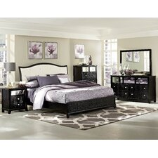 Jacqueline Queen Panel Customizable Bedroom Set by Woodhaven Hill
