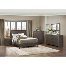 Lavinia Queen Panel Customizable Bedroom Set by Woodhaven Hill