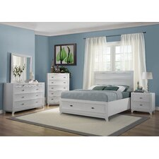 Zandra Queen Platform Customizable Bedroom Set by Woodhaven Hill On sale
