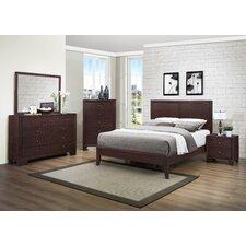 Kari Queen Platform Customizable Bedroom Set by Woodhaven Hill