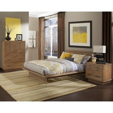 Hudson Platform Customizable Bedroom Set by Cresent Furniture