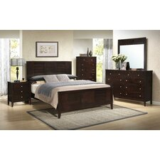 Harley Panel Customizable Bedroom Set by Flair