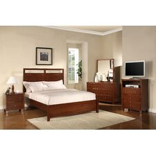 Lift Off Platform Customizable Bedroom Set by Flair
