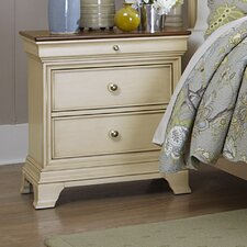 Inglewood II 2 Drawer Nightstand by Woodhaven Hill