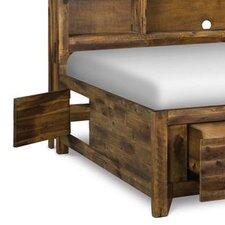 Braxton Lounge Storage Rails by Magnussen Furniture