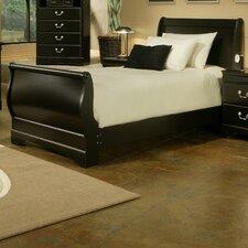 Regency Twin Sleigh Customizable Bedroom Set by Sandberg Furniture