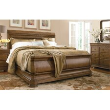 New Lou Sleigh Customizable Bedroom Set by Universal Furniture