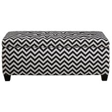 Upholstered Storage Bedroom Bench by The Sole Secret