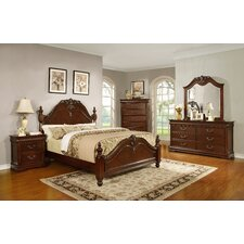 Celine King Panel Customizable Bedroom Set by Wildon Home ®
