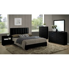 Moderno Twin Platform Customizable Bedroom Set by Wildon Home ®