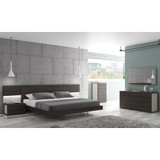 Maia Platform Customizable Bedroom Set by J&M Furniture