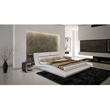 Wave Platform Customizable Bedroom Set by J&M Furniture