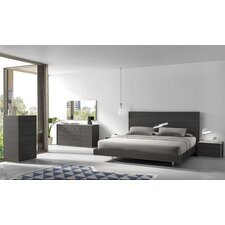 Faro Platform Customizable Bedroom Set by J&M Furniture