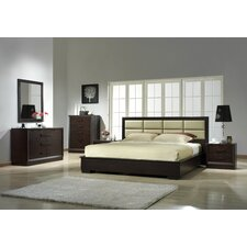 Boston Platform Customizable Bedroom Set by J&M Furniture