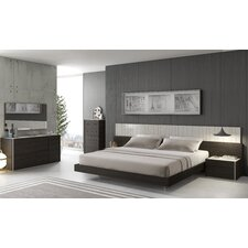 Porto Platform Customizable Bedroom Set by J&M Furniture